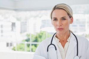 סימני אזהרה לסרטן העין